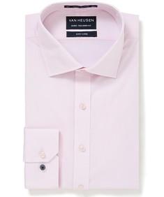 Euro Tailored Fit Shirt Light Stripe