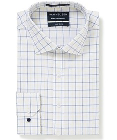 Euro Fit Tailored Oxford Yellow Check