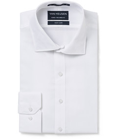 Men's Euro Fit Shirt White Pattern