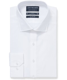 Euro Tailored Fit Shirt Solid Basic