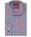 Slim Fit Shirt Five Colour Twill Check