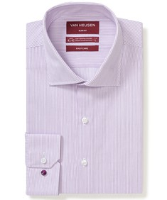 Slim Fit Shirt 2 Colour Pinstripe