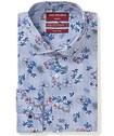 Slim Fit Shirt Summer Florals