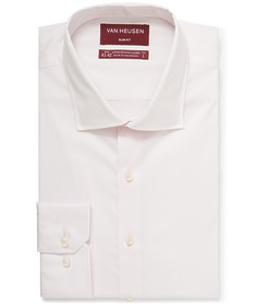 Slim Fit Shirt Pink Solid