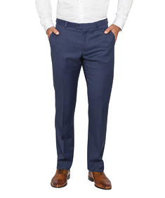 Euro Tailored Fit Suit Pants Ink