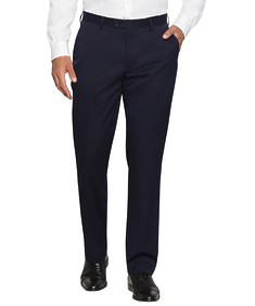 Euro Tailored Fit Commuter Suit Pants Ink