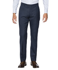 Euro Tailored Fit Suit Pant Nailhead