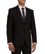 Classic Relaxed Fit Suit Jacket Performa