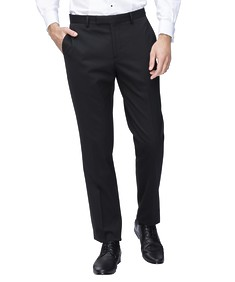 Slim Fit Dinner Suit Pant Black