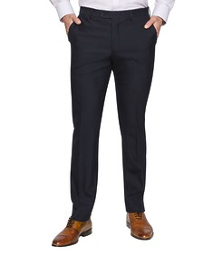 Slim Fit Suit Pants Deep Navy