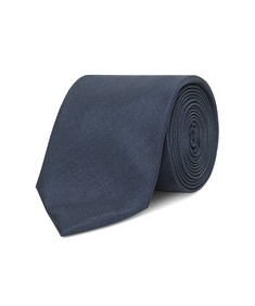 Neck Tie Navy Denim