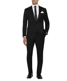 Mens Slim Fit Nested Dinner Suit
