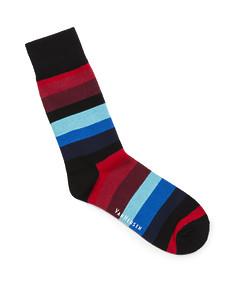 Men's Socks Colour Patterns