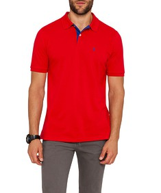Mens Sport Polos Solid
