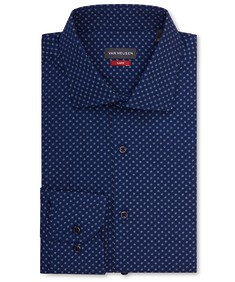 Slim Fit Shirt Deep Navy All Over Floral