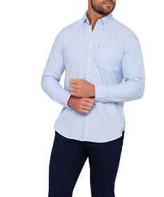 Mens Casual Shirt Solid