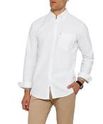 Mens Casual Shirt Solid