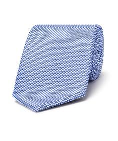 Mens Classic Cross Stitch Tie
