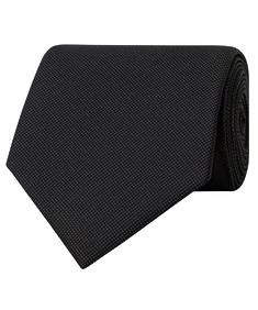Mens Classic Poly Ties