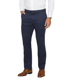 Euro Tailored Casual Chino Solid Colour
