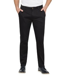 Euro Tailored Fit Chino Dark Colour
