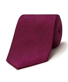 Mens Classic Silk Tie Small Check