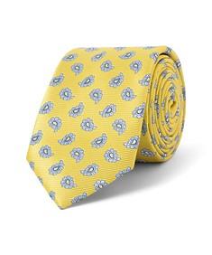 Tie Yellow Paisley