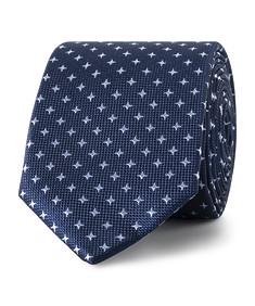 Tie Navy Stars