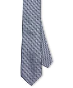 Tie Navy Diamond Check