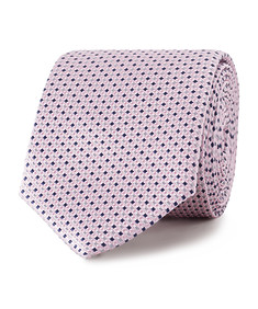 Tie Pink Diamonds