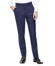 Business Trousers Prince of Wales Check
