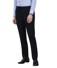 Super Slim Fit Business Trouser Linen Blend