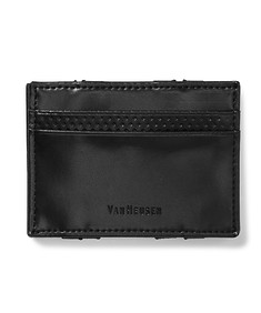 Mens Self Folding Card Wallet