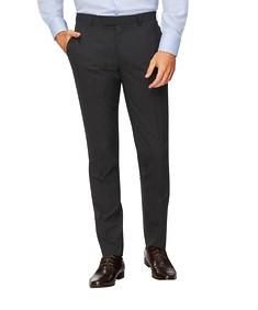 Super Slim Fit Super Slim Fit Suit Pant Charcoal Check
