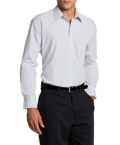 Van Heusen Easy Care Classic Grey Shirt