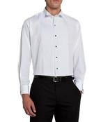 Van Heusen Classic White Tuxedo Mens Shirt