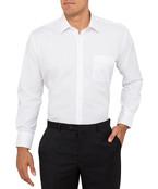 Van Heusen Dobby Stripe Classic Fit Mens Shirt