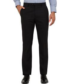 Van Heusen Slim Fit Black Suit Mens Trouser