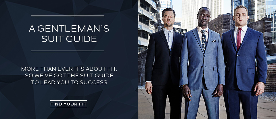 A Gentlemans Suit Guide