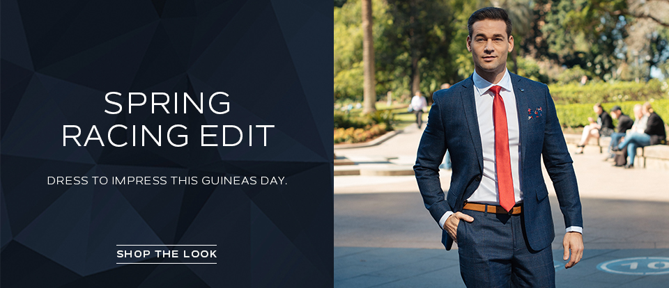 Spring Racing Edit. Dress to impress this Guineas Day. Shop the look
