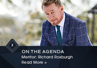 Mentor Richard Roxburgh