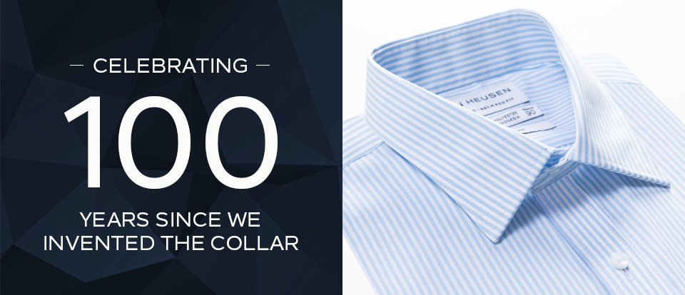 Celebrating 100 Years Since We Invented The Collar