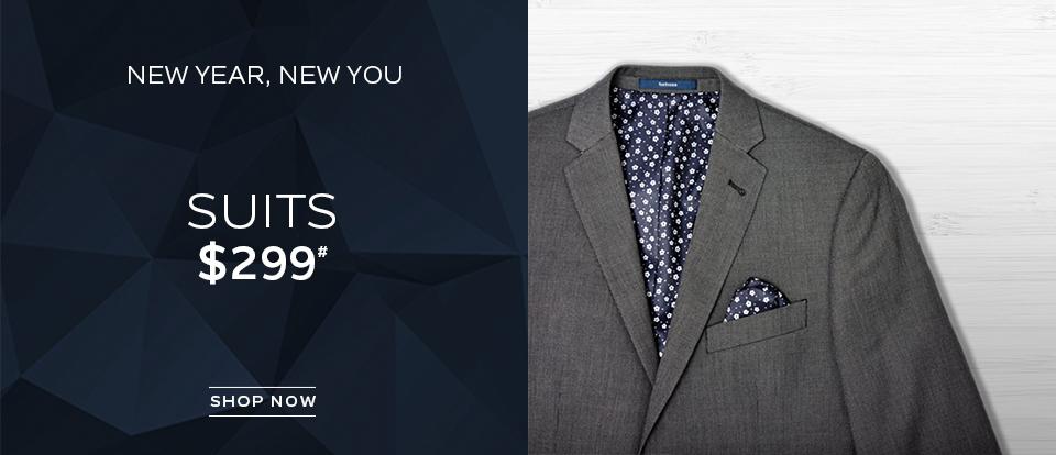 Suits $299