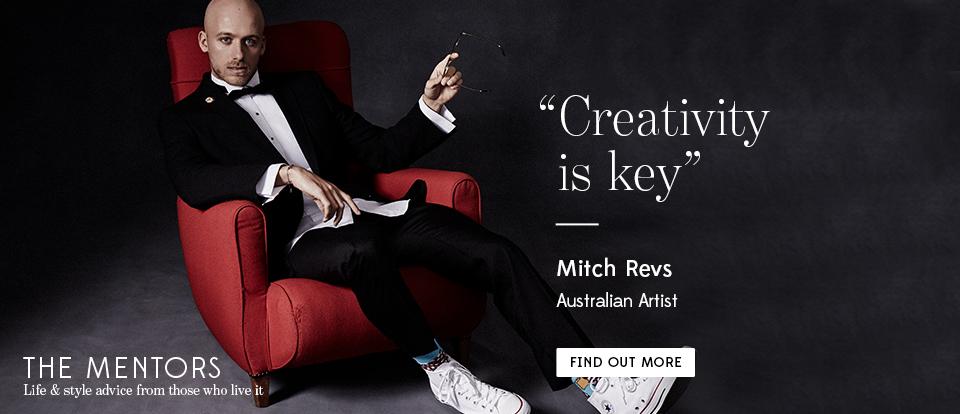 Mitch Revs