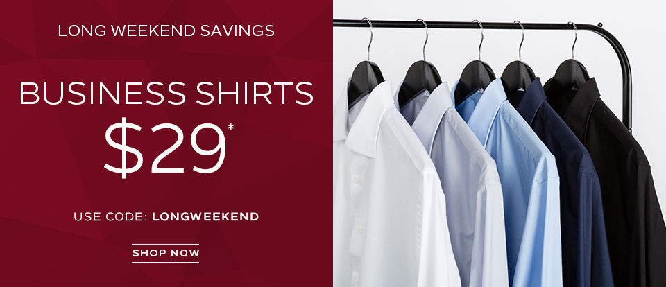 $29 Business Shirts