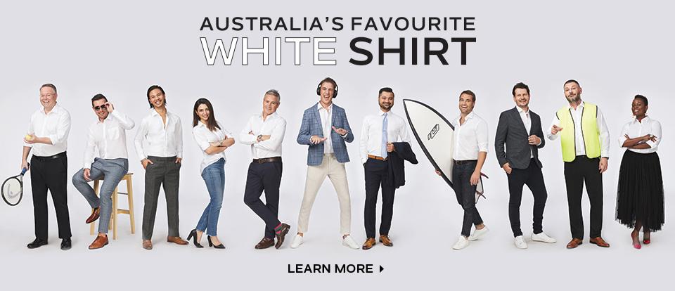 Favourite White Shirt