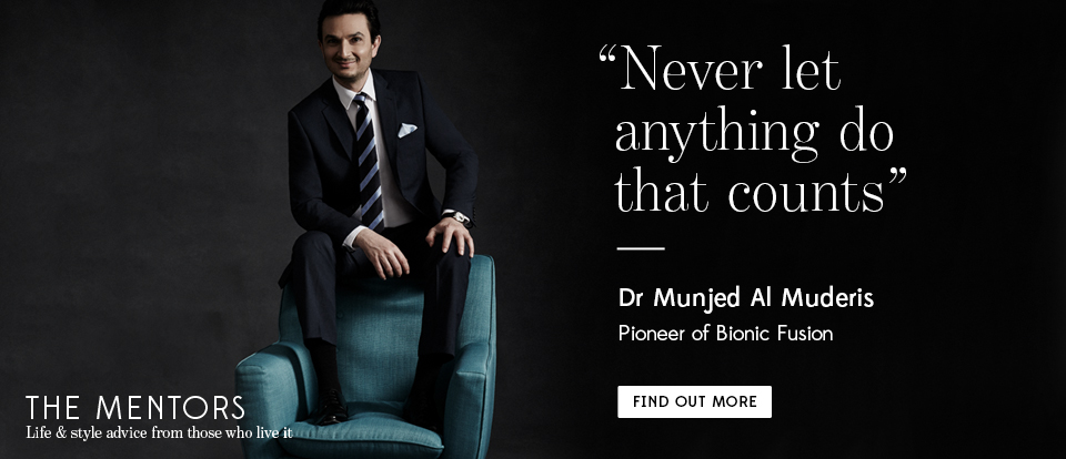 Dr Munjed Al Muderis