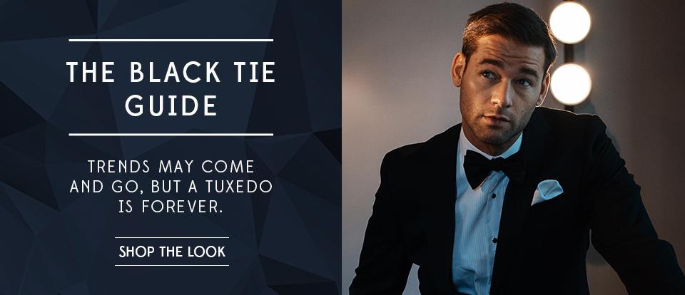 The Black Tie Guide