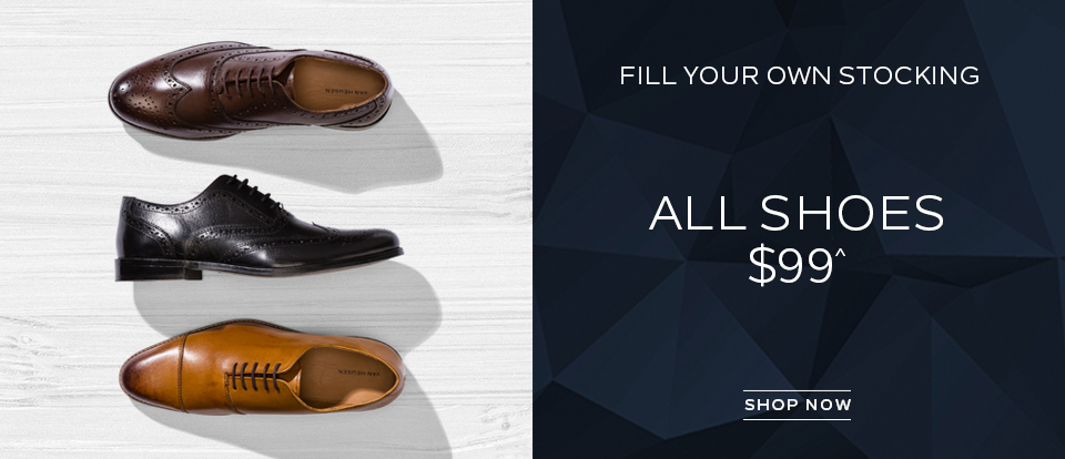 All Shoes $99