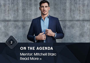 Meet Mitchell Starc